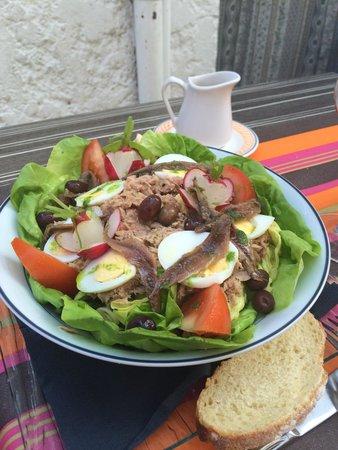 L'Atelier des Saveurs: Salade niçoise