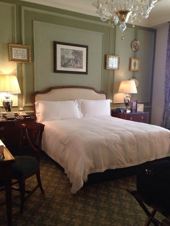 Four Seasons Hotel Firenze: Beautiful and very comfortable room