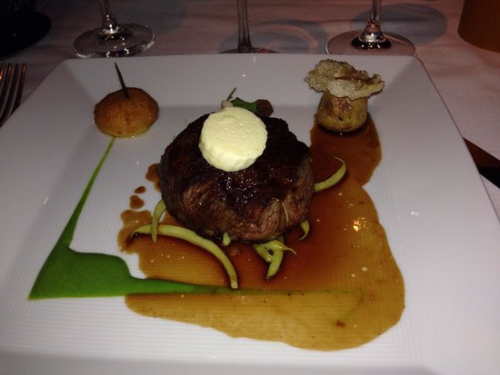 La Folie: Wonderful filet