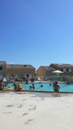 Les Demeures Torrellanes : la piscine