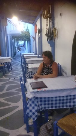Alinda Hotel: visrestaurant in de buurt