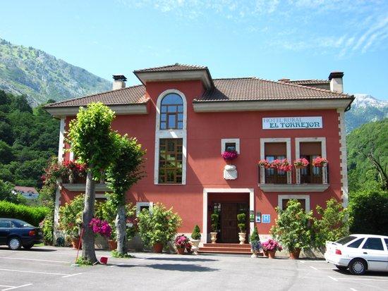 Hotel Rural El Torrejon: HOTEL RURAL