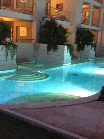 Paradisus Playa Del Carmen La Esmeralda: swim up