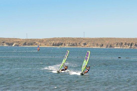 Sigri Kite/Surf: spot