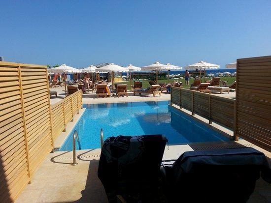 Les dessert photo de mitsis alila resort spa for Hotel piscine privee