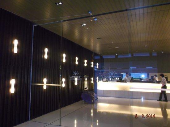 Somerset Sukhumvit Thonglor Bangkok: Entrance