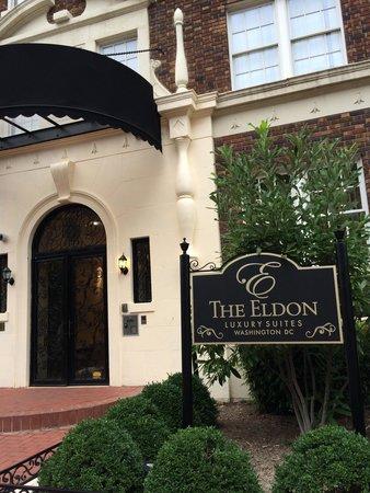 The Eldon Luxury Suites: 正面