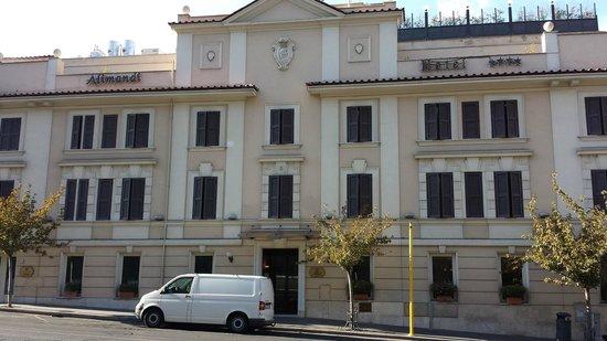 Hotel Alimandi Vaticano: Hotel