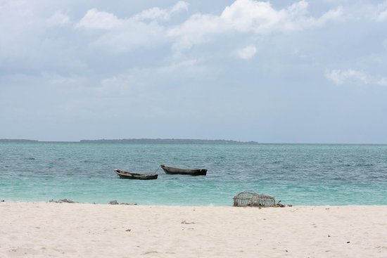 Kendwa Rocks Beach Hotel : Kendwa beach