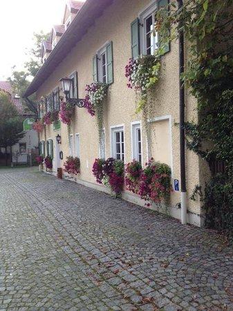 Landhotel Martinshof: Charming exterior