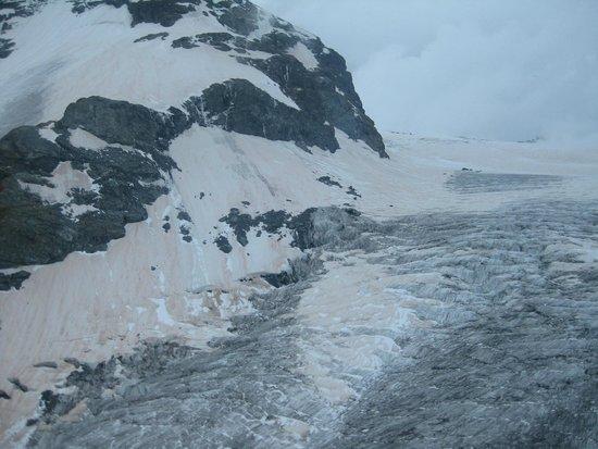 Matterhorn Glacier Paradise: The Matterhorn Glacier