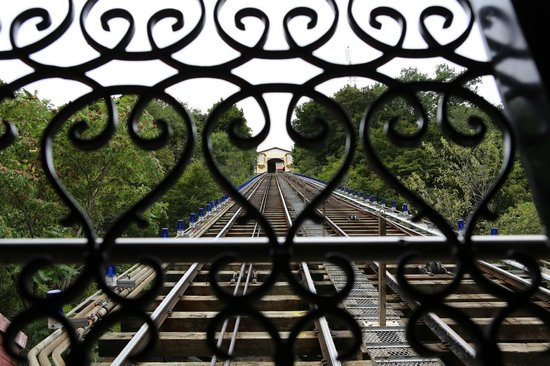 Monongahela Incline: From down to up