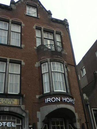 Hotel Iron Horse: Room 304 with Wrought Iron balcony