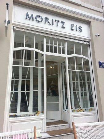 Moritz Eis: The best ice cream in Belgrade