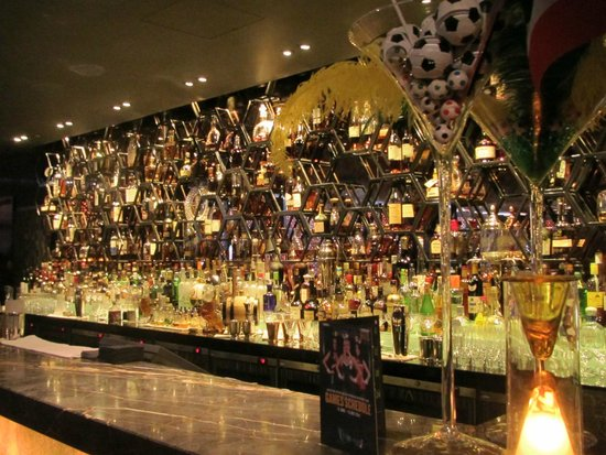 Salvatore's Bar at Playboy Club London : Bar