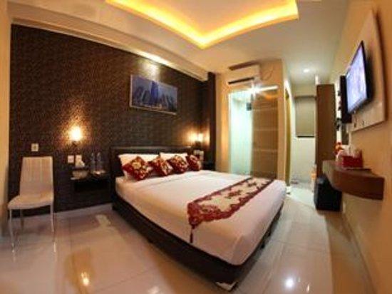 Antoni Hotel: executive room