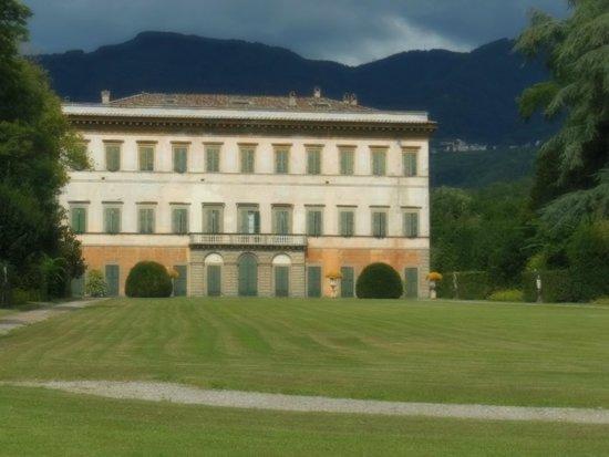 Park of Villa Reale : Villa Reale