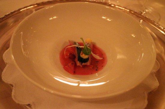 Gourmet Restaurant Koenigshof : The sole!