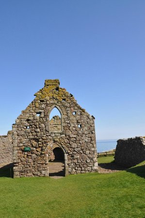 Dunnottar Castle: Castle