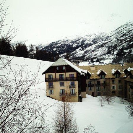 Club Med Serre-Chevalier: Vista do quarto