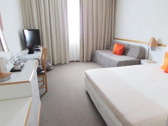 Novotel Brescia 2: habitación
