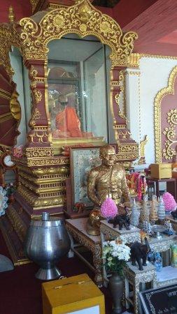 Wat Khunaram (Mummified Monk): Mumie