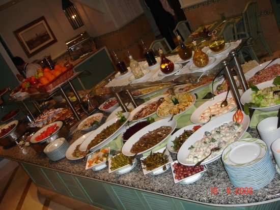 Royal Hotel Oran - MGallery Collection: Buffet