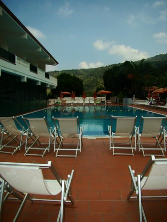 Hotel Santa Lucia: piscina