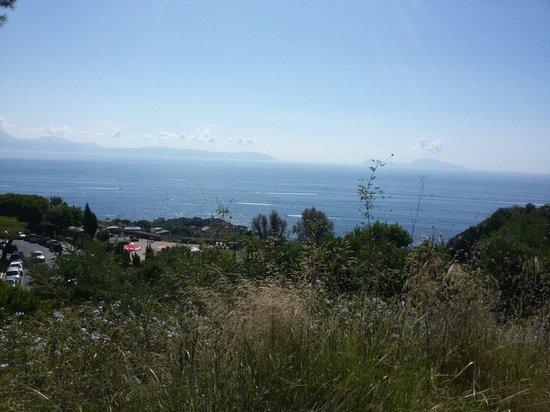 Parco Virgiliano : Il paesaggio oggi