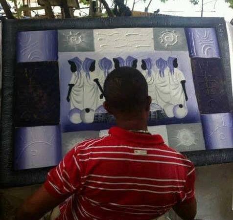 Samana's Picasso: Eusebio dominican paintings