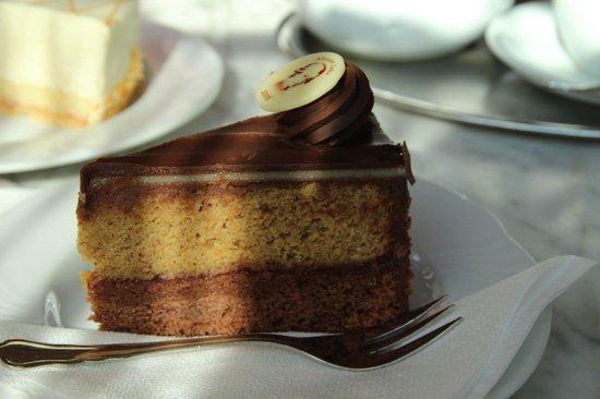 Cafe Griensteidl: Mozart Torte