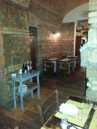 Osteria Fratelli Mori - Novecento : Sala interna