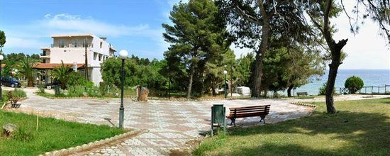 Metamorfosi, Greece: Park View