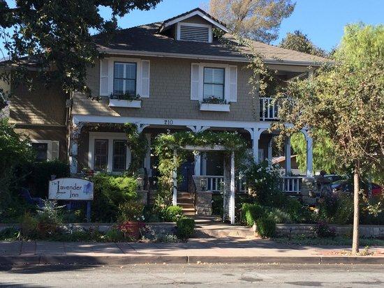 The Lavender Inn: Exterior
