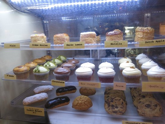 New York Food Tours: Baked goods