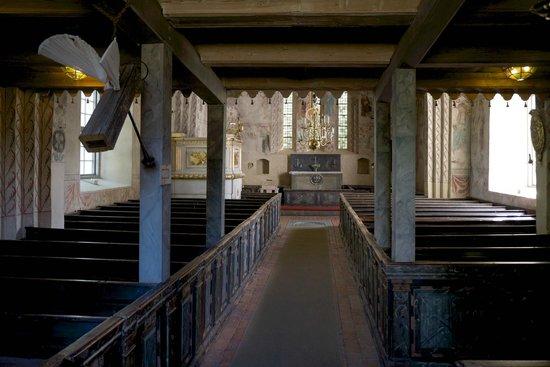 Enköping, Sverige: Kyrkorummet