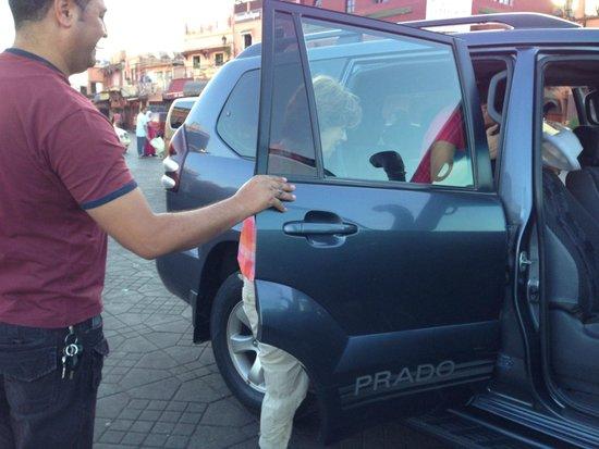 Marrakech Expedition: Hamed ci apre la porta
