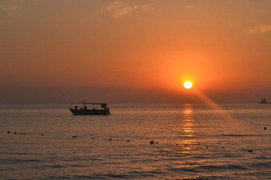 Hotel Marhaba : sunrise