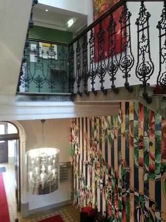 Hotel Altstadt Vienna: Ingresso