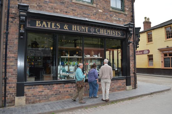 Blists Hill Victorian Town: Chemist