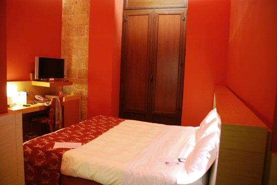 UNA Hotel Napoli: Двухместный номер