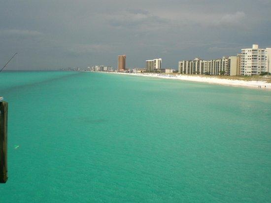 Beach at Panama City : God's Beauty