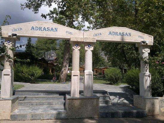 Likya Adrasan Hotel: Aile/ plaj/ huzur