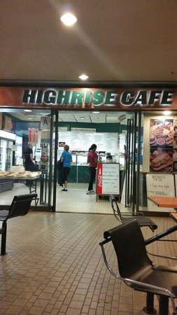 Highrise Cafe