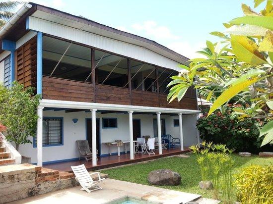 Villa Gaia Chambres RDC et étage