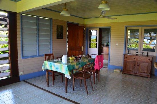 Villa Gaia - Salle à manger