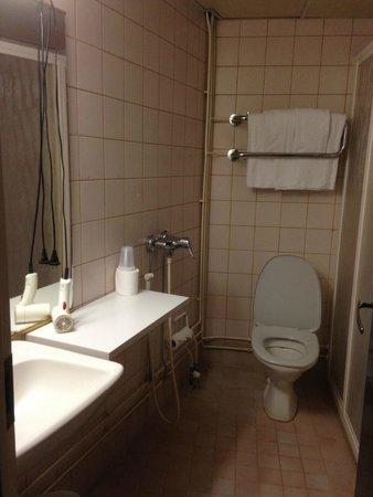 Cumulus Imatra: toilette
