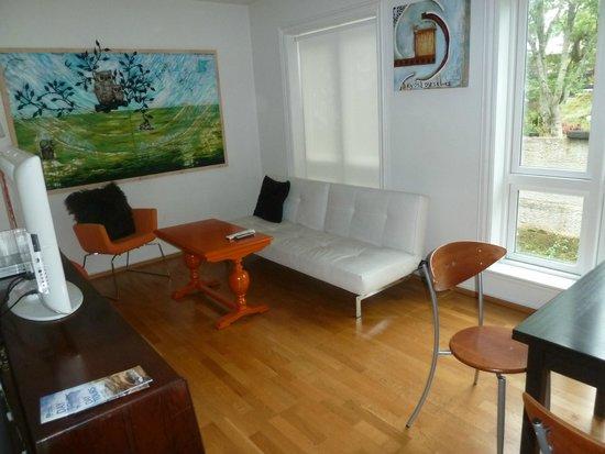 Apartment K: Living room