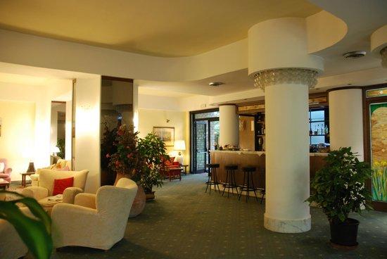 Hotel Ermione: Lobby/Bar