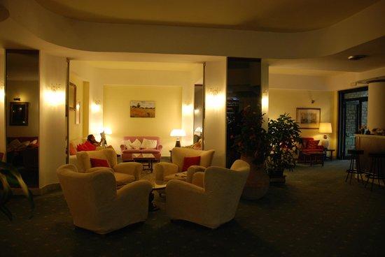 Hotel Ermione: Lobby